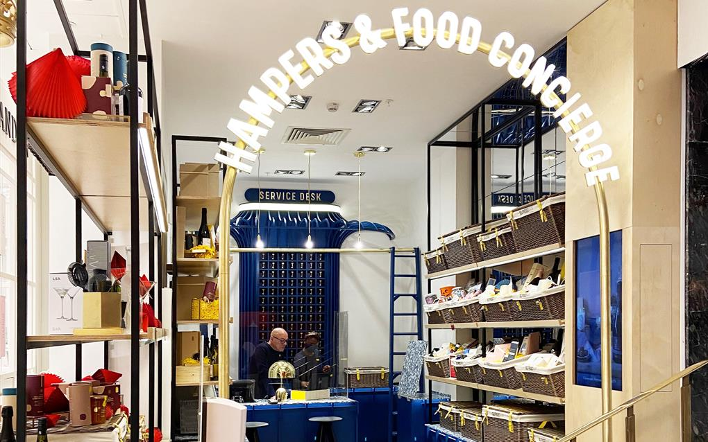 Selfridges - Hampers & Food Concierge